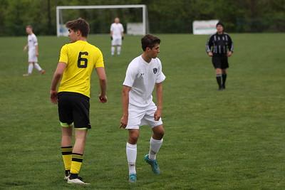 2016 SAC United White Soccer Game - May 1, 2016