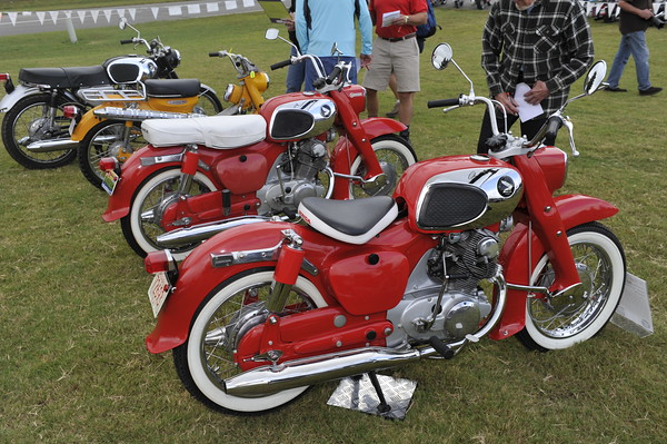 2015 Barbers Vintage Festival, AHRMA Races, Bike shows