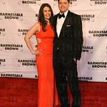 Sarah and Chris Barnstable-Brown.