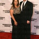 Jennifer and Jeff Brohm.