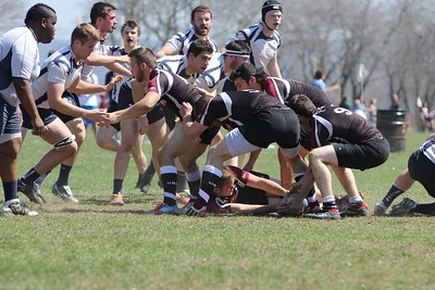 2015  Beast of the East - UMass Rugby 9