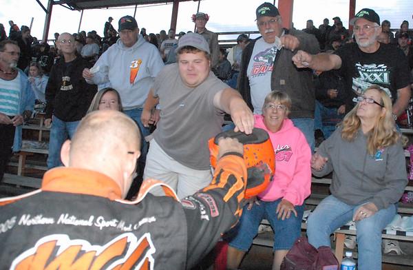 2015 Benton County Speedway Season Chamionships