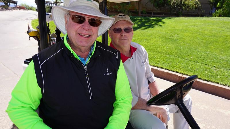 2015 Golf in St. George, UT