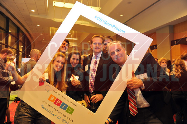 2015 Best Places to Work Awards
