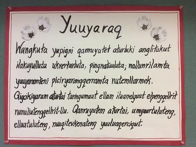 Yuuyaraq