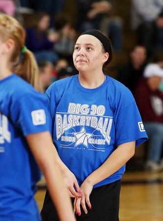 2015 Big 30 Senior Classic Girls Basketball Game Pennsylvania vs. New York