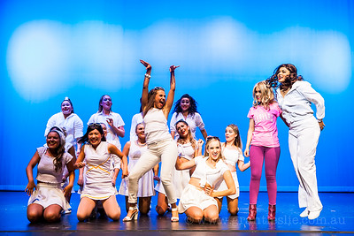 Engadine Musical Society - Legally Blonde - PerfectImages Photography