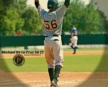 #56 Michael De LaCruz - Pirates GCL