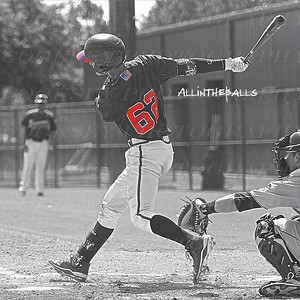 #62 Collin Yelich - Braves GCL Catcher