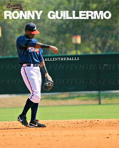#5 Ronny Guillermo - 2B