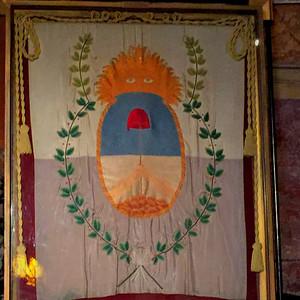 2015BA ORIGINAL ARGENTINE FLAG