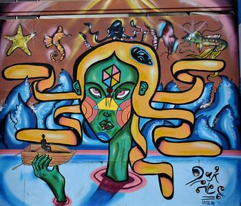 2015 vina woman in lake mural darker