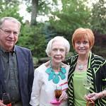 Bob Ewald, Jo Ann Gannon and Lesley Rahner-Ewald.