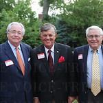 Don Parkinson, Dan Woodside and host Bill Stone.