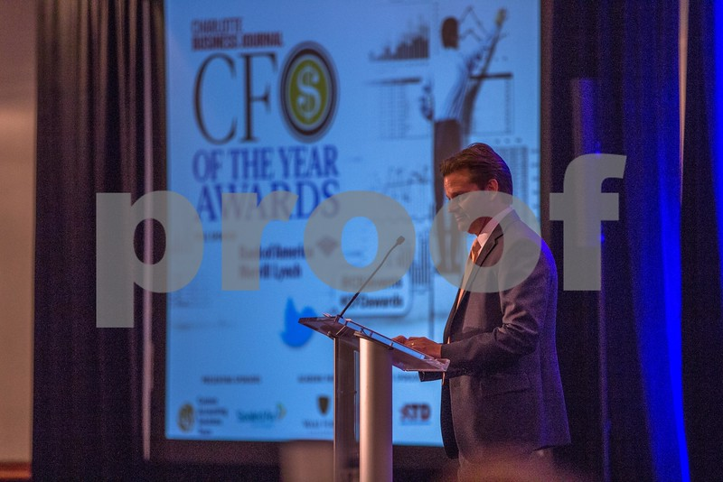 CBJ Publisher Kevin Pitts gets the ball rolling for the 2015 CBJ CFO Awards.