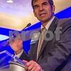 CFO Lifetime achievement award winner Greg Gombar at the CBJ CFO Awards, 2015.
