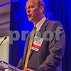 Large Private Company CFO Of The Year Winner Jason Yaudes of American Tire Distributors.