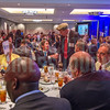Attendees of the 2015 CBJ CFO Awards network during the lunch portion of the programing.