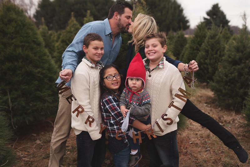 RAY FAMILY