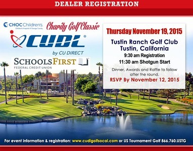 2015 CU Direct SoCal Golf Classic presented by Schools First FCU