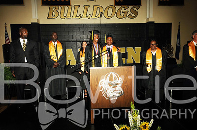 2015 Camden High Graduation