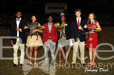 2015 Camden High Sr. Night / Homecoming