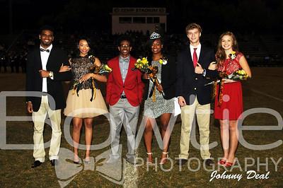 2015 Camden High Sr. Night / Homecoming