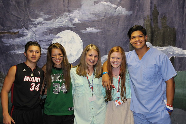 2015 Camp Sweeney Second Session Halloween Dance