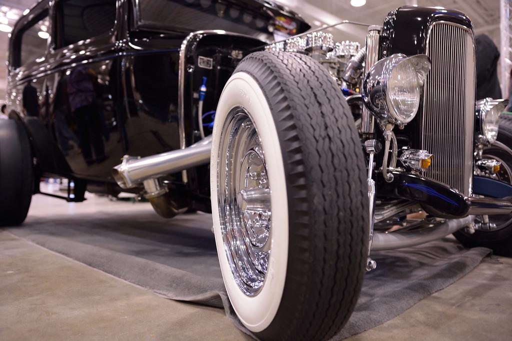 Motorama Custom Car & Motorsports Expo 2015