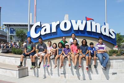 2015 Carowinds