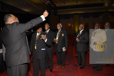 7 August 2015: 93rd Alpha Phi Alpha General Convention in Charlotte, NC.