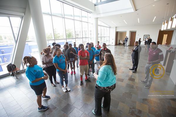 Community Service - Gantt Center