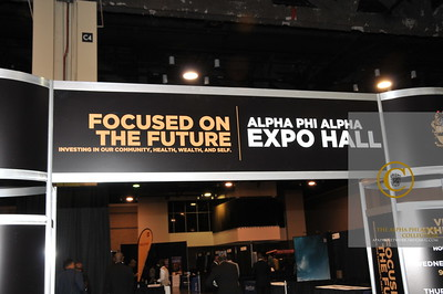 6 August 2015: 93rd Alpha Phi Alpha General Convention in Charlotte, NC.