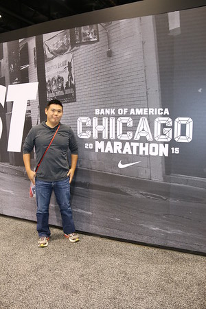2015 Chicago Marathon
