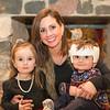 Sara and her babies.