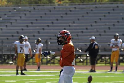 JV Football Game  - Sept 24, 2012