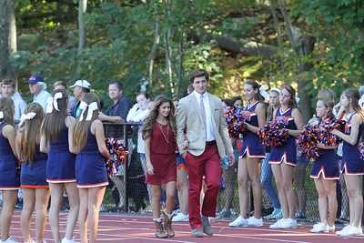Mtn. Lakes High School -2014 Homecoming Court