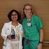L-R: Meenu Jindal, MD, Carly Atwood