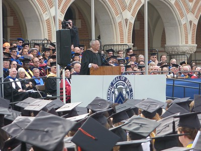 Commencement Speaker Colin Powell