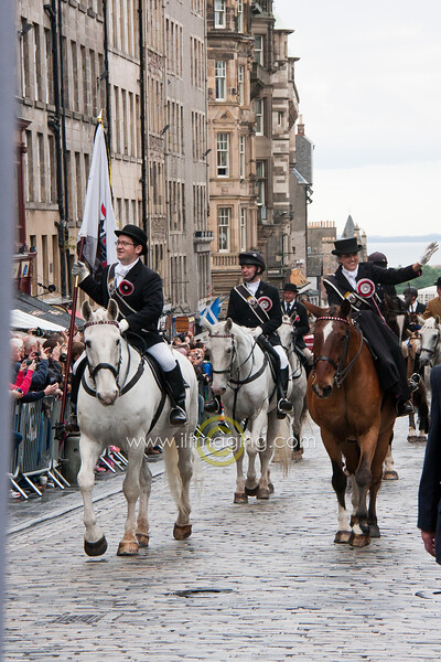 Edinbugh Riding of the Marches 2015