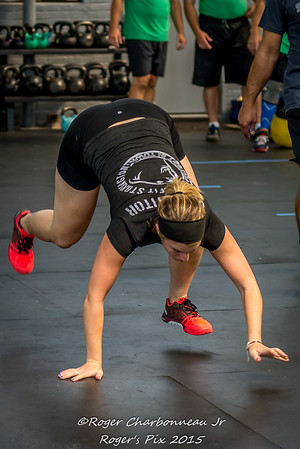 2015 CrossFit Stonington Competition