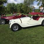 LaMacchina Molto Bella Car Show in Akron, Ohio