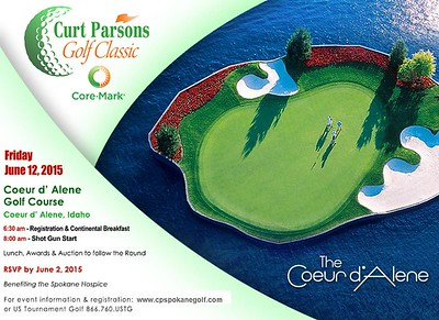 2015 Curt Parson's Core-Mark Golf Classic