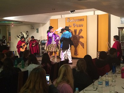 2015 Fairport Peru Program