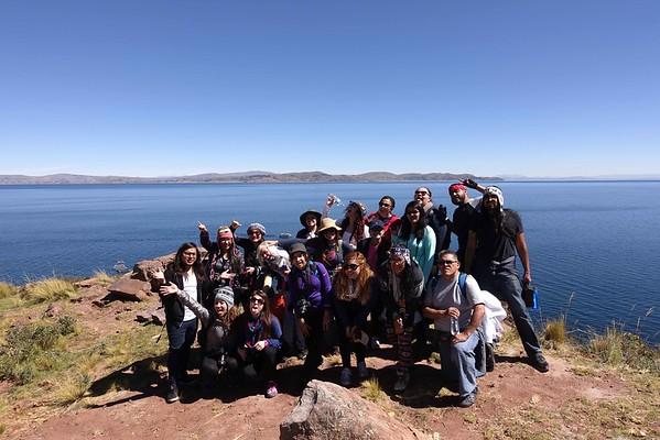 2015 UT El Paso Peru Program