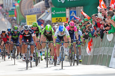 2015 Tour of Romandie Stage 2