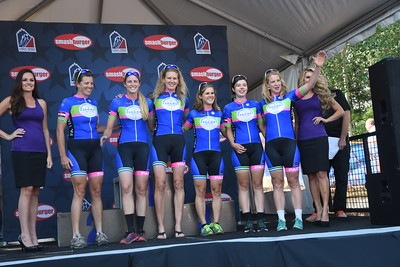 2015 USP Pro Challenge Team Presentation: Women