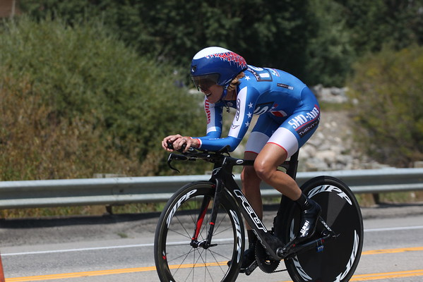 Women's USA Pro Challenge  (Stage 1 - Breckenridge Time Trial) (08.21.2015)