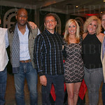 Gary Schnabel, Chris Rich, Wael Awad, Angie Nenni, Heather Falmen and Kieth Zirbel.