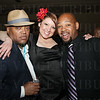 Mark Miter from Chicago, Stephnie Bryant and Mark Miles.